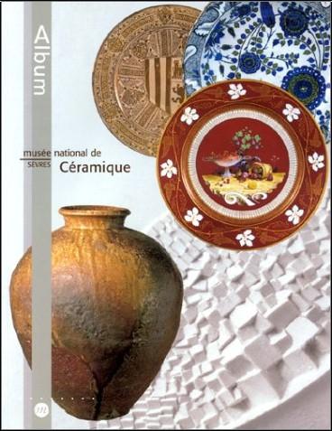 Antoinette Faÿ-Hallé - Album du musée national de céramique (Sèvres)