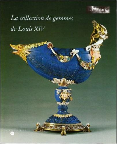 Musée du Louvre - La collection de gemmes de Louis XIV