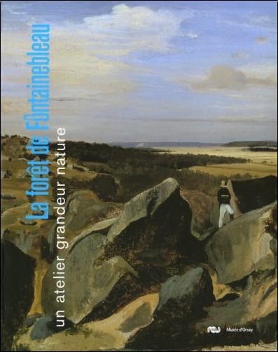 Chantal Georgel - La forêt de Fontainebleau : Un atelier grandeur nature
