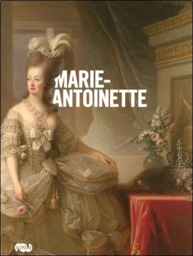Xavier Salmon - Marie-Antoinette