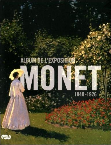 Sylvie Patin - Monet : Album de l'exposition