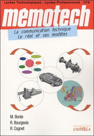 Michel Bonte - La Communication Technique, le réel et ses modèles