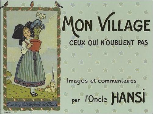 Hansi - Mon Village-Hansi