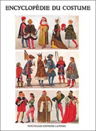 Max Tilke - Encyclopédie du Costume