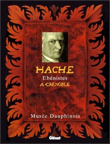 Marianne Clerc - Hache, ébénistes à Grenoble