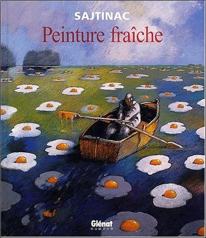 Sajtinac - Peinture fraîche - Prix humour noir 2004