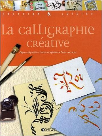 Atlas - La calligraphie créative