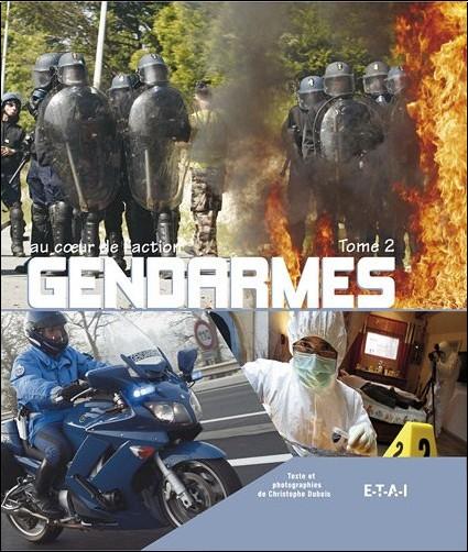 Christophe Dubois - Gendarmes : Tome 2