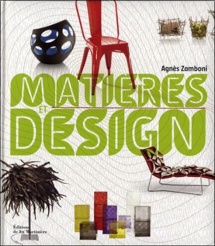 Agnès Zamboni - Matières et design