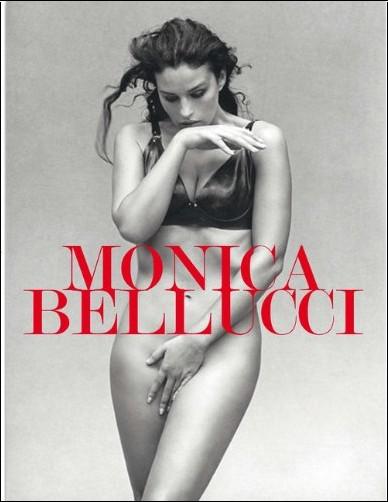Giuseppe Tornatore - Monica Bellucci