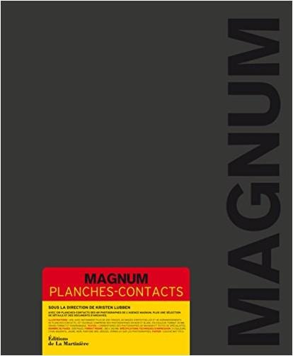 Christine Lubben - Magnum : Planches-contacts