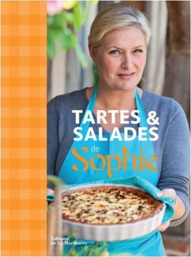 Sophie Dudemaine - Tartes & salades de Sophie
