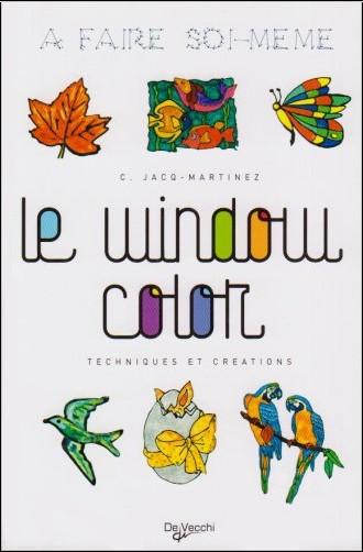 Catherine Jacq-Martinez - Le window color