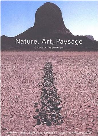 Gilles Tiberghien - Nature, art, paysage