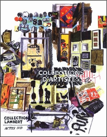 Collectif - Collections d'artistes