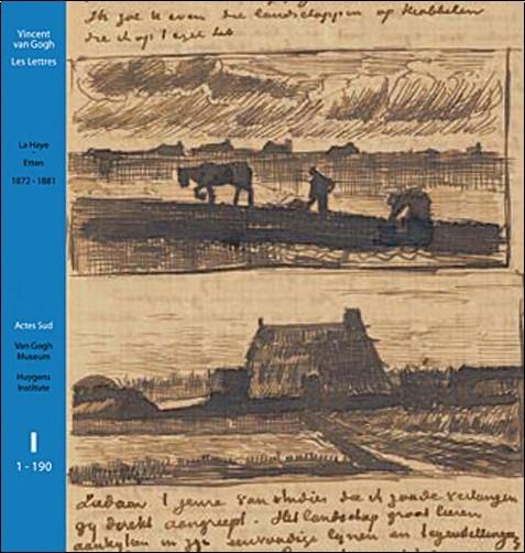Vincent Van Gogh - Vincent van Gogh - Les lettres : Edition critique illustrée, coffret 6 volumes