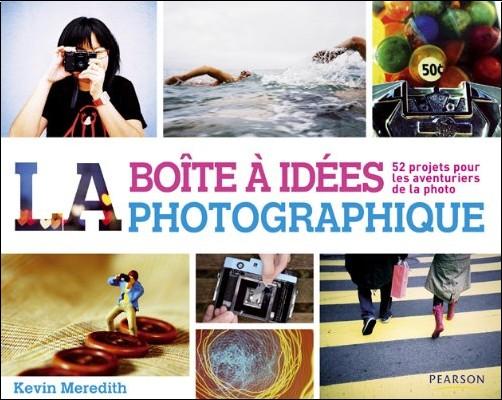 Kevin Meredith - La boîte à idées photographique