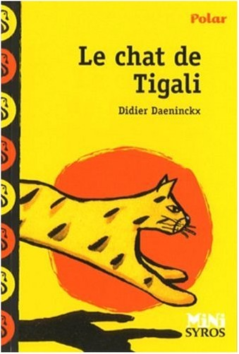 Didier Daeninckx - Le chat de Tigali