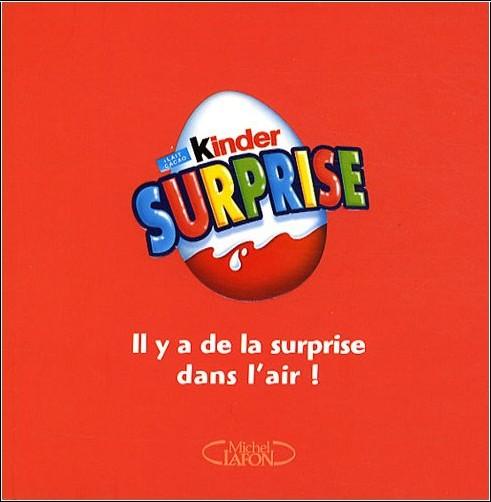 Caroline Jirou-Najou - Kinder surprise : Il a de la surprise dans l'air !