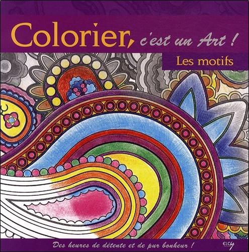 Elcy - Colorier, c'est un Art : Les motifs