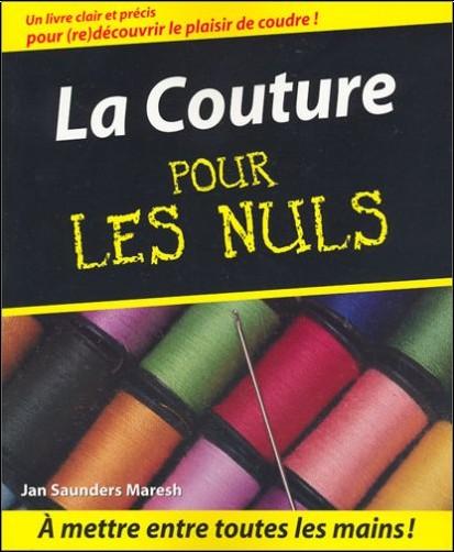 Jan Sauders maresh - La Couture pour les Nuls