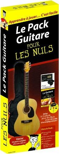 Collectif - Pack Guitare pour les Nuls