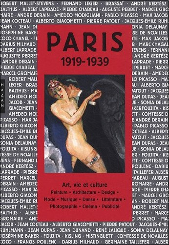 Vincent Bouvet - Paris 1919-1939 : Art et culture