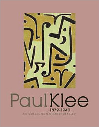 Claude Frontisi - Paul Klee (1879-1940). La collection d'Ernst Beyeler