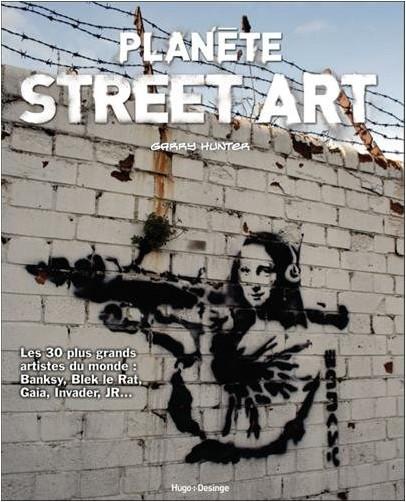 Garry Hunter - Planète Street art