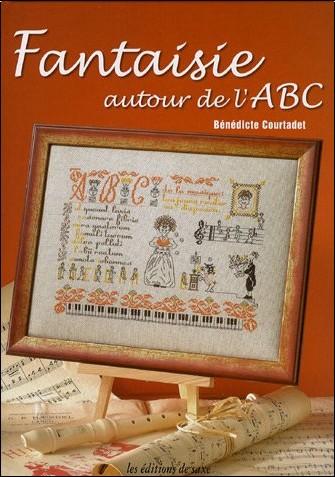 Bénédicte Courtadet - Fantaisie autour de l'ABC