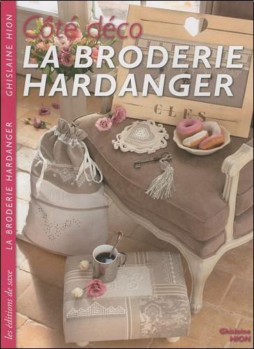 Ghislaine Hion - La broderie Hardanger