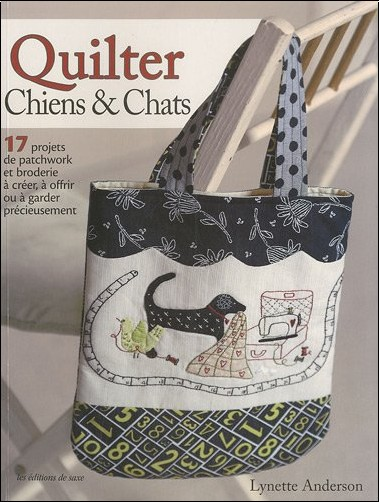 Lynette Anderson - Quilter Chiens et Chats