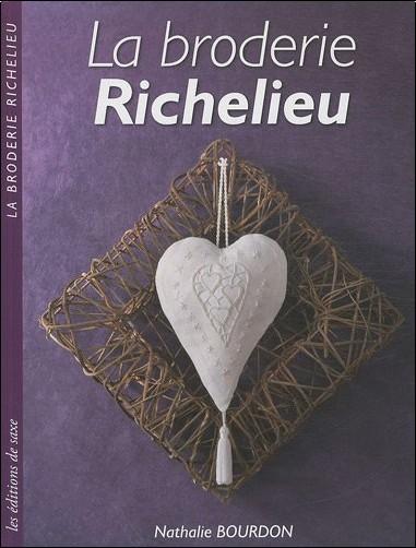 Nathalie Bourdon - La broderie Richelieu
