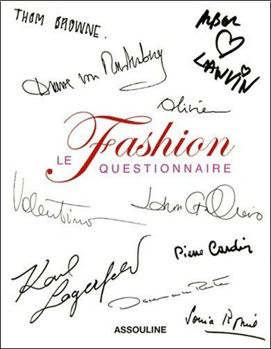 Mickael Specter - Fashion : Le questionnaire