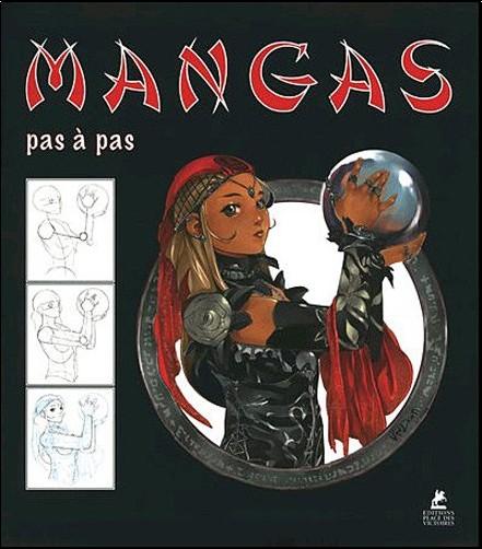 Ikari Studio - Mangas : Pas à pas