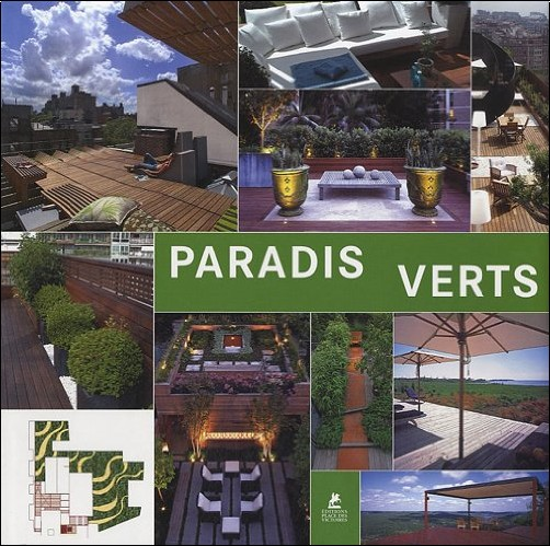 Marta Serrats - Paradis verts : Edition français-anglais-néerlandais-allemand