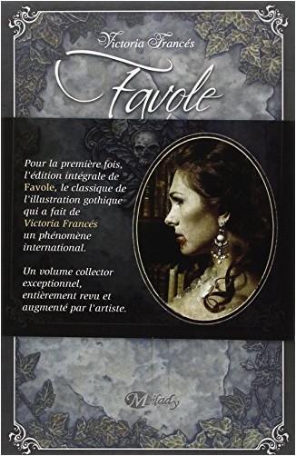 Victoria Francés - Favole - intégrale
