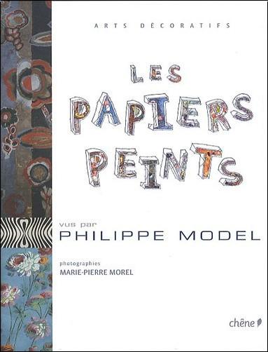 Philippe Model - Papiers peints