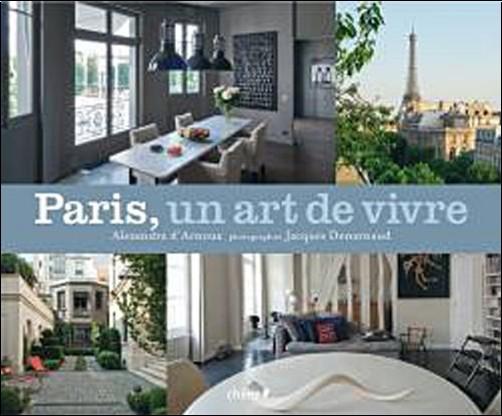 Alexandra Arnoux (d') - Paris un art de vivre