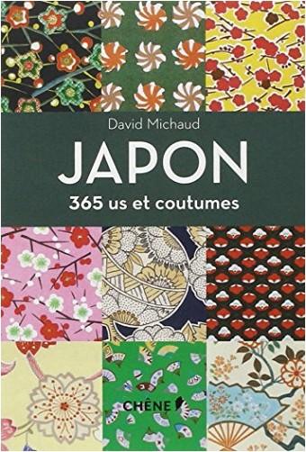 David Michaud - Japon, 365 us et coutumes
