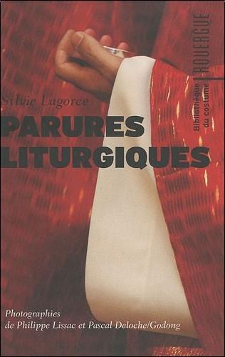Sylvie Lagorce - Parures liturgiques