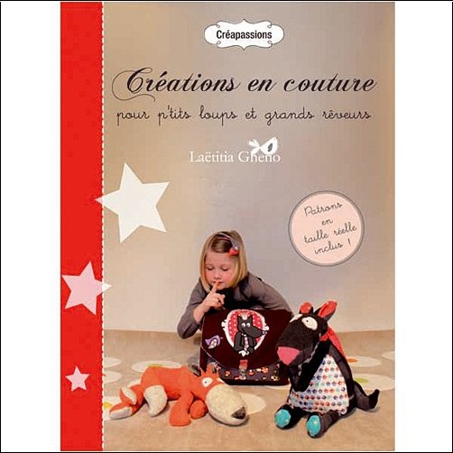 Gheno/Laëtitia - Créations en couture pour p'tits loups et grands rêveurs