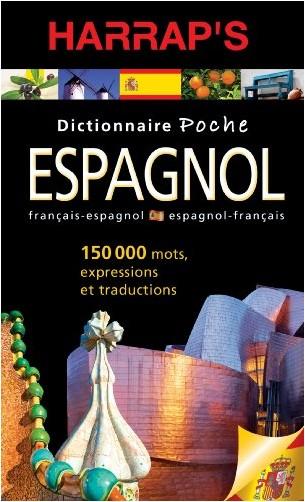 Collectif - Harrap's Dictionnaire Poche Espagnol