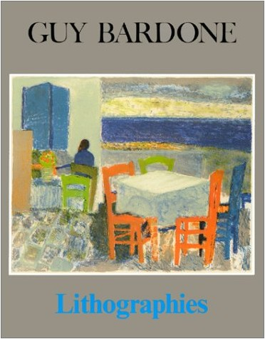 Roger Passeron - Guy Bardonne : Lithographies
