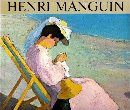 Claude Manguin - Catalogue raisonné de l'oeuvre d'art peint : Henri Manguin