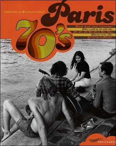 Pierre Cavillon - Paris 70's