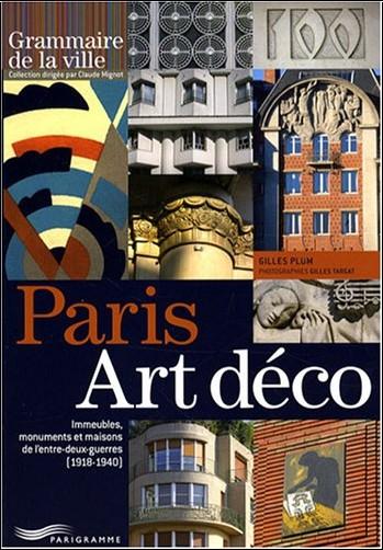 Plum Gilles - Paris Art déco