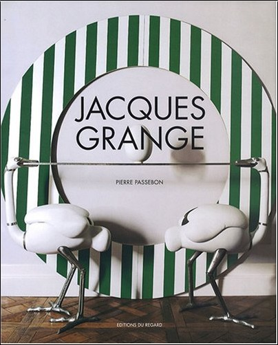 Pierre Passebon - Jacques Grange