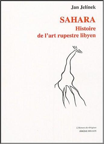 Jan Jelinek - Sahara : Histoire de l'art rupestre lybien