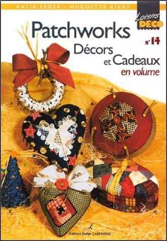 Katia Feder - Patchworks, décors et cadeaux en volume